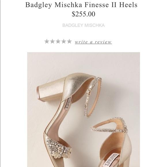 0fab6acd4 Badgley Mischka Shoes | Finesse Heel | Poshmark